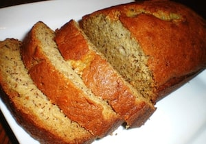 Basic Pastries Cakes and Desserts Hotel - Banana Bread Cake