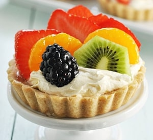 Basic Pastries Cakes and Desserts Hotel - Fruit Tarts