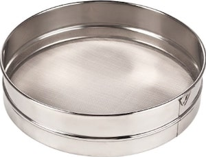 Kitchen Hand Tools & Small Equipment - Sieve