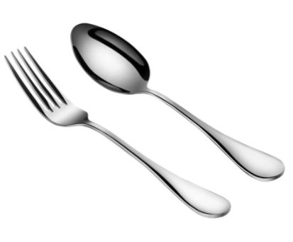 Serving Spoon & Fork - Types of Spoon and Knifes used in Hotel