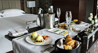 Room Service | Types of Service | Types of F&B Service