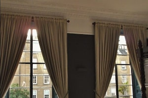 Types of Hotel Window Curtains Treatments - Draw Curtains