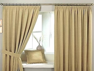Types of Hotel Window Curtains Treatments - Tie Back Curtains