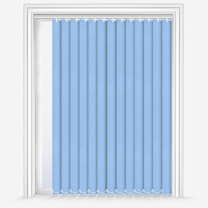 Types of Hotel Window Curtains Treatments - Vertical Louver Blinds