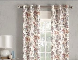 Types of Hotel Window Curtains Treatments - straight hung drapes