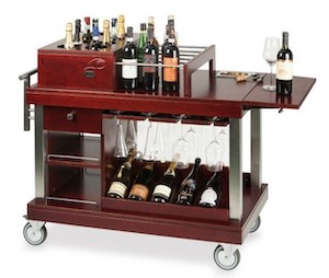 Types of Trolley - Wine Trolley