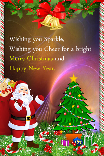 christmas and new year wishes 5