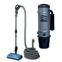 Centralized Vacuum Cleaners used in Hotels